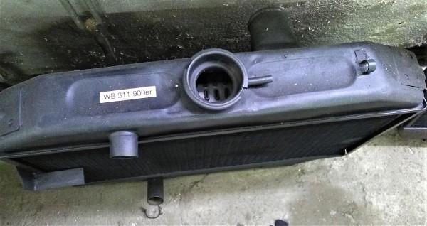 Kühler , Wasserkühler Wartburg 311 900 , IFA F9