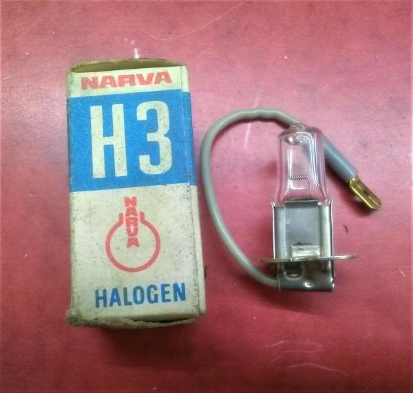 Glühlampe H3 6V/55W