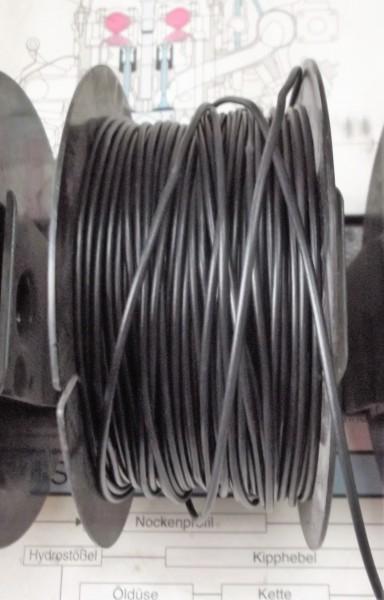 Kabel , Fahrzeugleitung schwarz