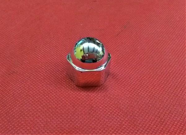 Chromkappe 19mm für Radschraube Radmutter
