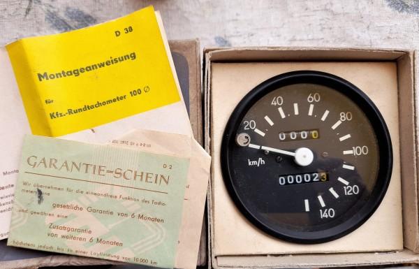 Tachometer Wartburg 353