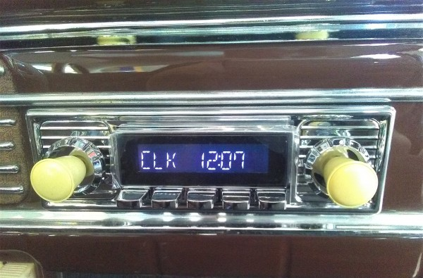 Retroradio Wartburg 311 312 313 Trabant 500 600 Barkas