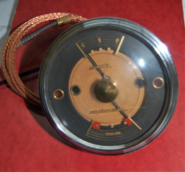 Kombiinstrument Goldpunkt 6V