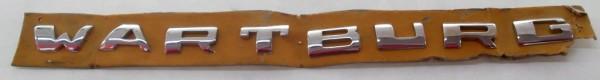 Schriftzug Motorhaube
