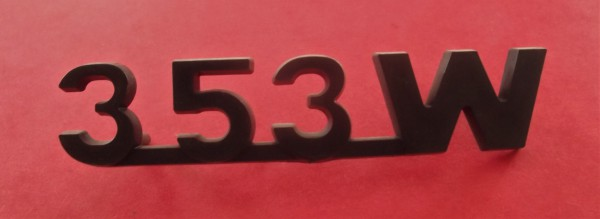 Emblem Wartburg 353