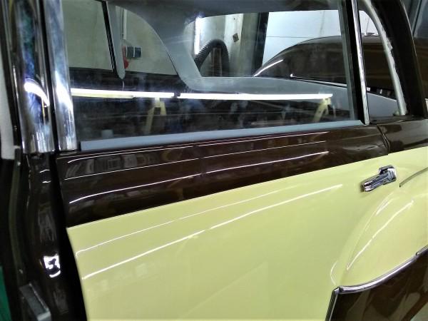 Abstreifgummi Türscheibe Wartburg 311 312 Limousine