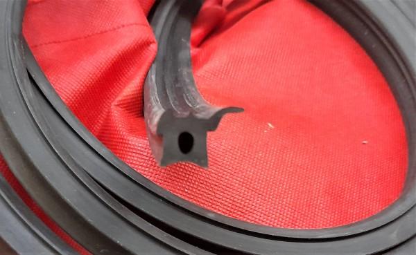 Gummiprofil für Schiebefenster Trabant P 50 / 60
