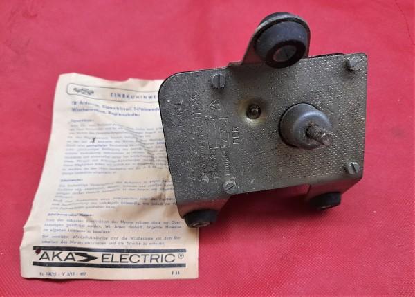 Scheibenwischermotor , Wischermotor 6 V