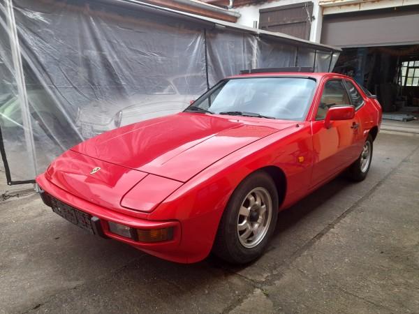 Porsche 924 Targa - verkauft